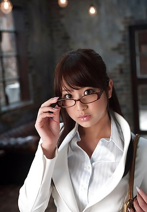 Japanese in Glasses Pics
