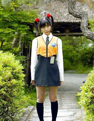 Japanese Uniform Pics