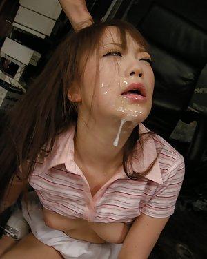 Japanese Cumshots Pics
