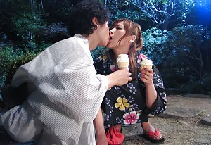 Japanese Kissing Pics