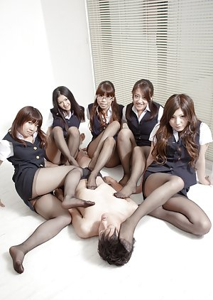 Japanese Group Sex Pics