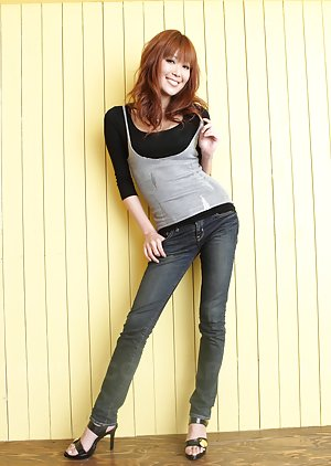Japanese in Jeans Pics